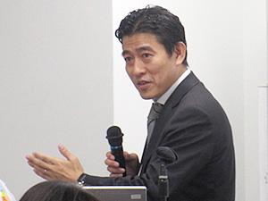 KANAEアソシエイツ株式会社 代表取締役 阪部哲也氏