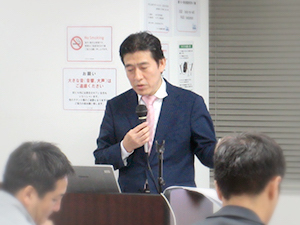 KANAEアソシエイツ株式会社代表取締役阪部哲也氏